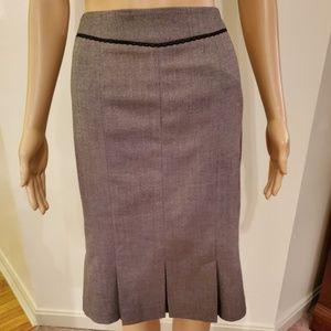Apostrophe Stretch Skirt
